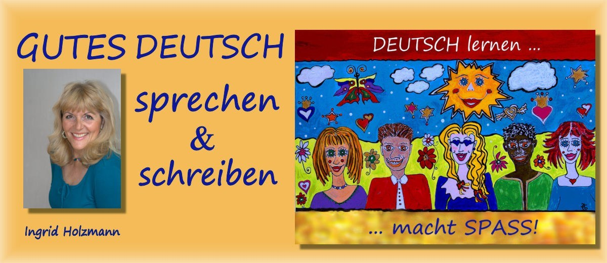 Cooking recipes learn and love German