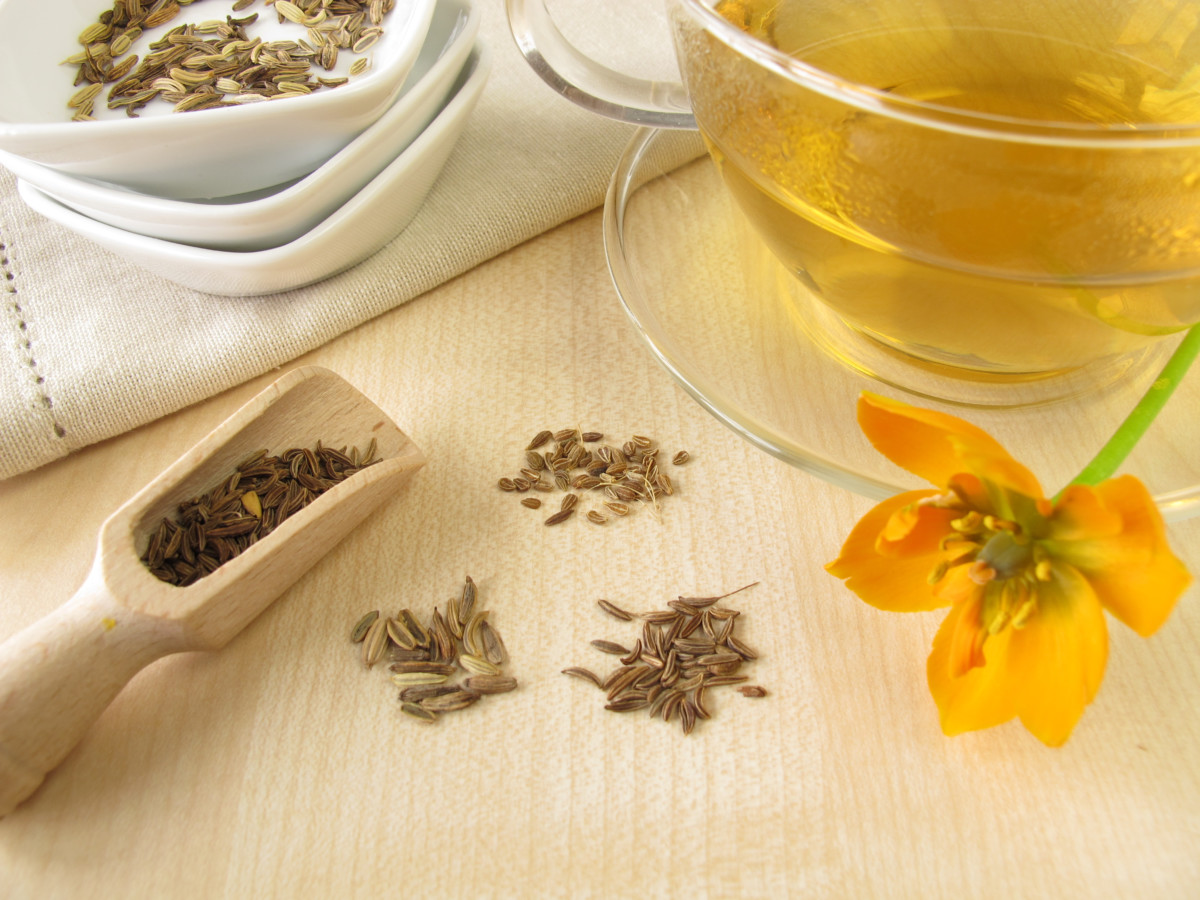 Fennel tea helps the body resist viruses