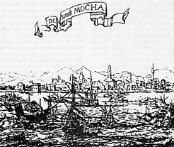 Mocha (Moha) is a small Yemeni port on the Red Sea that gave its name to a type of coffee produced in Arabia.