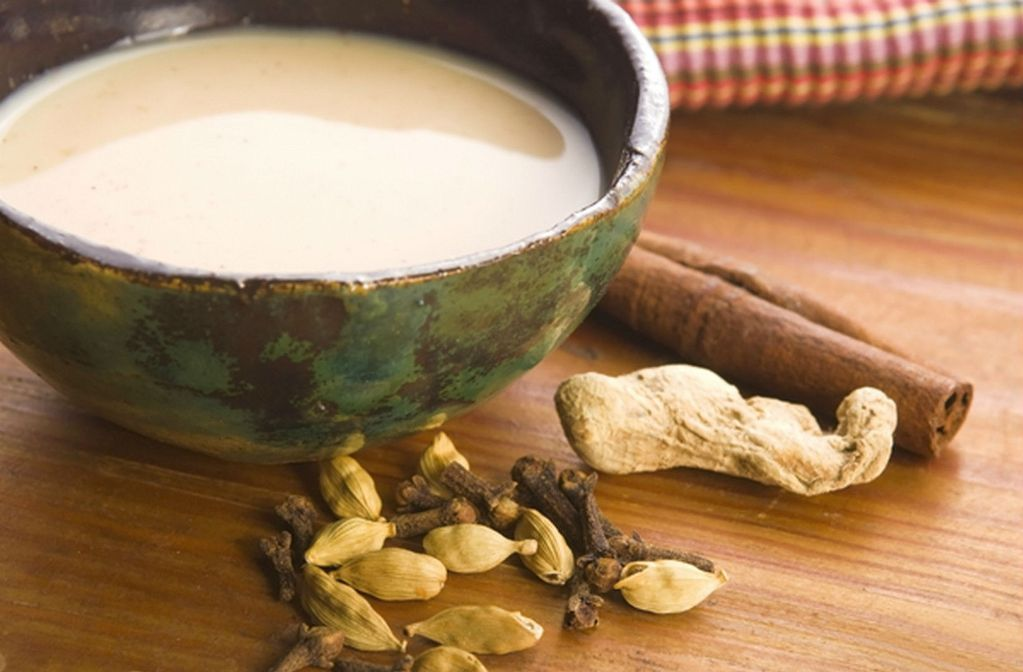 You can add cinnamon, anise or cardamom to the drink, which is prepared according to the classic recipe